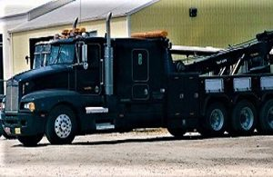 commercial towing